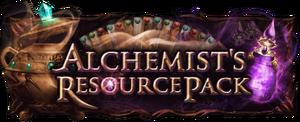 Alchemist's Resource Pack banner