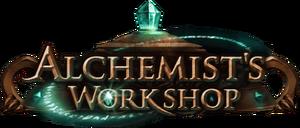 Alchemist's Workshop banner