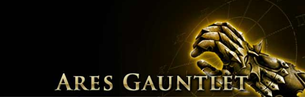 Ares Gauntlet Page Banner