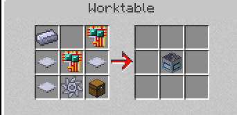 Block-cannon crafting