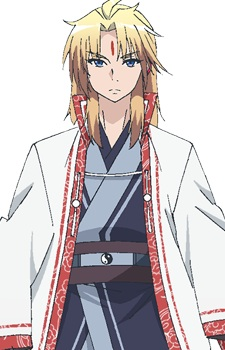 Image of the main character