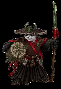 3342 render beer panda