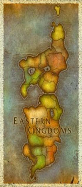Mapa Reinos Del Este.Zonas De Reinos Del Este Reino De La Tierra Reinos