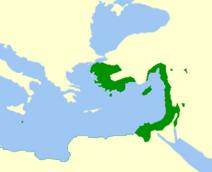 Pelophylax bedriagae Map