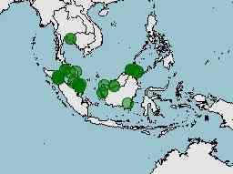 Habitat-distribucion-megophrys-nasuta
