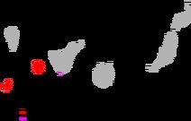 250px-Gallotia caesaris range Map