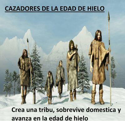 Cazadores de la edad de hielo