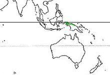 225px-Casuarius unappendiculatus Distribution