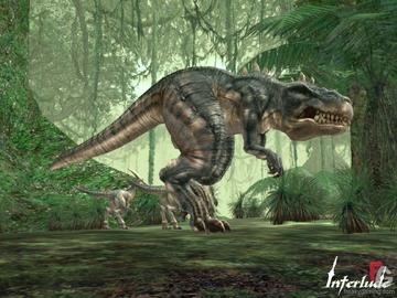 T rex3