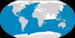Mapa Rorcual boreal