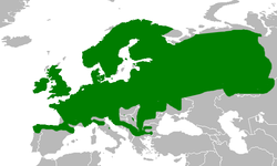 250px-Mapa Rana temporaria