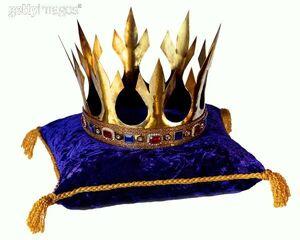 Coroa Principe gabriel de solaria