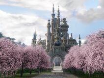 Castelo real branco