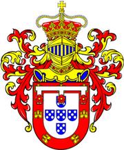 Brasão Real Princesa Thaís Lobo Reinalde