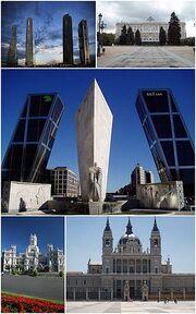 Madrid Reino de Solaria espanha