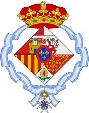 Brasão Real Condessa Giulia Reinalde