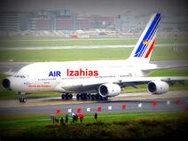 Air izahias 1