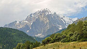 220px-Mont Blanc from Aosta Valley