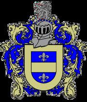 Brasão Real Conde Lucas Marcel