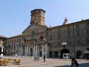 Reggio-emilia centro antigo