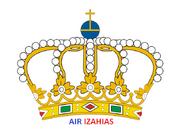 Simbolo air izahias