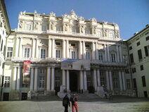 Palácio do governo de reggio emilia
