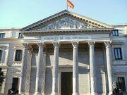 800px-Madrid - Congreso de Diputados 1