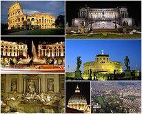 Roma Reino de Solaria itália
