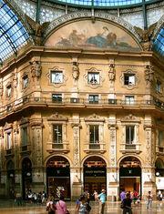 Milano interno galleria 09