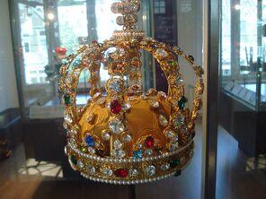 Coroa Raianha Alessandra Lourenço
