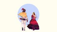 Priscilla and Aldebaran