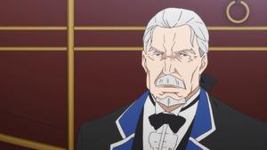 Wilhelm van Astrea - Anime