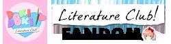 Doki Doki Literature Club Fandom Wiki-wordmark