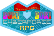 The Drama Club's Doki Doki CyberForce RPG