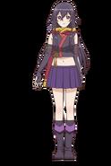 Goe Ishikawa Spyce Combat Uniform