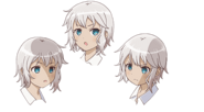 Theresia Face Expression Design