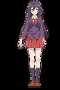 Goe Ishikawa Student Winter Uniform