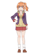 Mei Yachiyo Student Winter Uniform