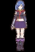 Yuki Hanzoumon Spyce Combat Uniform