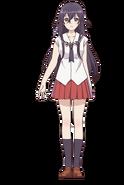 Goe Ishikawa Student Summer Uniform