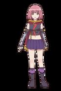 Momo Minamoto Spyce Combat Uniform