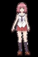 Momo Minamoto Student Summer Uniform