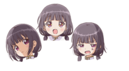 Byakko Face Expression Design