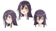 Goe Ishikawa Face Expression Design