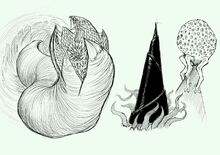 Devouring Worm, Blackstone Pagoda & Eye Demon