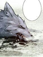 Dead Demonic Wolf