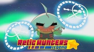 Relic Hunters Legend - Gameplay Reveal Trailer