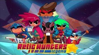 Relic Hunters Legend Animated - Episode - Kickstarter Promo