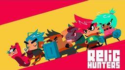 Relic Hunters Zero - Launch Trailer