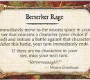 Berserker Rage (X4)
